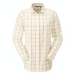 View Homestead Shirt - Ivory Check
