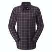 View Homestead Shirt - Aubergine Check