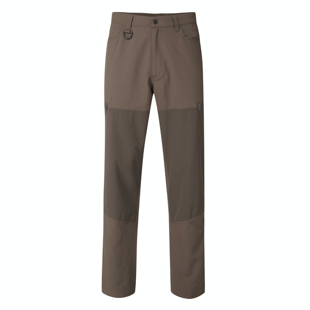 Upland Trekkers - Tough trekking trousers with stretch panels.