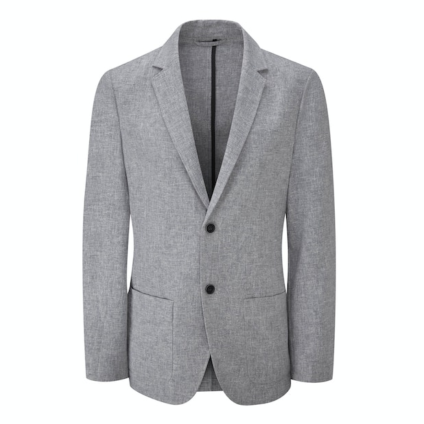 Maroc Jacket - Technical, smart/casual linen jacket.