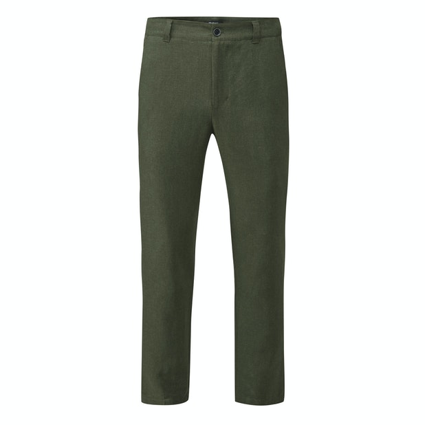 Maroc Trousers - Technical, smart/casual linen trousers.