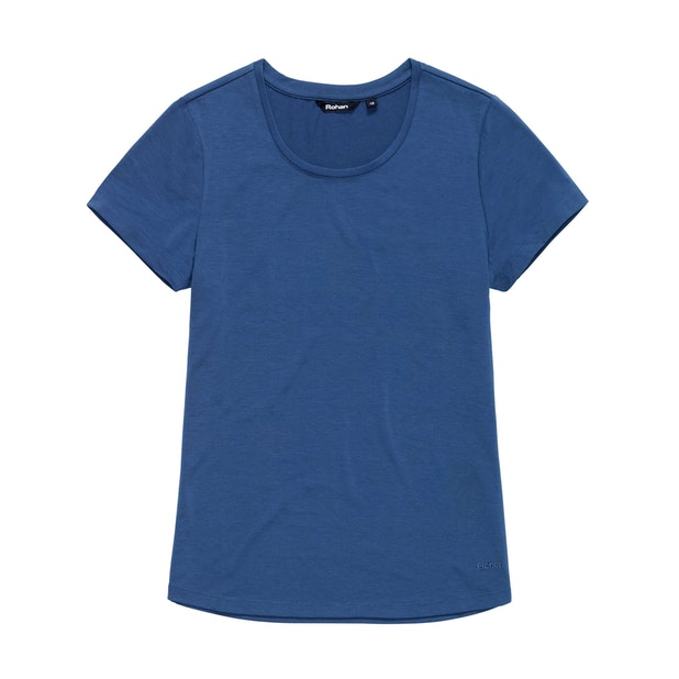 Essence T Short Sleeve - Mallard Blue