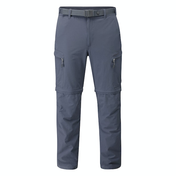 Trailblazers Convertible - Insect repellent, convertible, stretch trekking trousers.