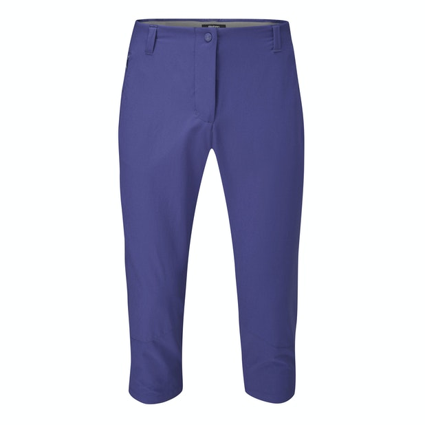 Pacer Capri - Versatile, high-stretch capri trousers.