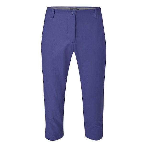 Pacer Capri - Versatile, high-stretch capri trousers.