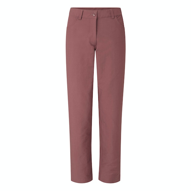 Tangier Trousers Ankle Length - Technical, tapered ankle-length trousers.