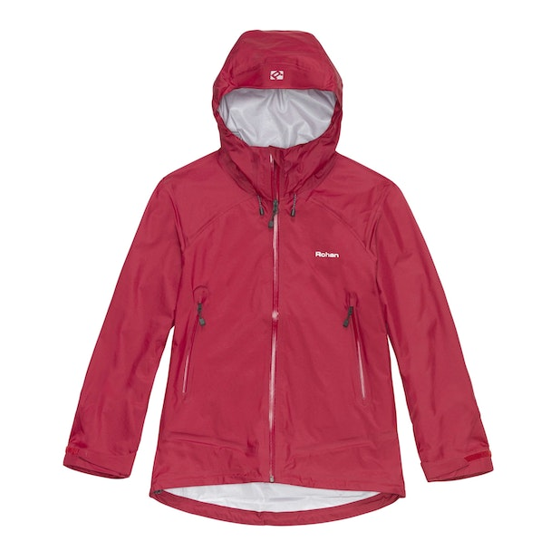 Elite Jacket - Crimson