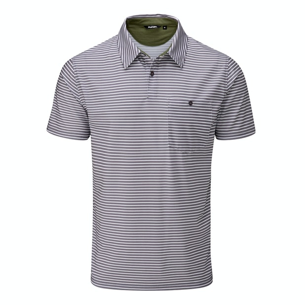 Strata Polo - Technical, high-wicking, everyday polo.