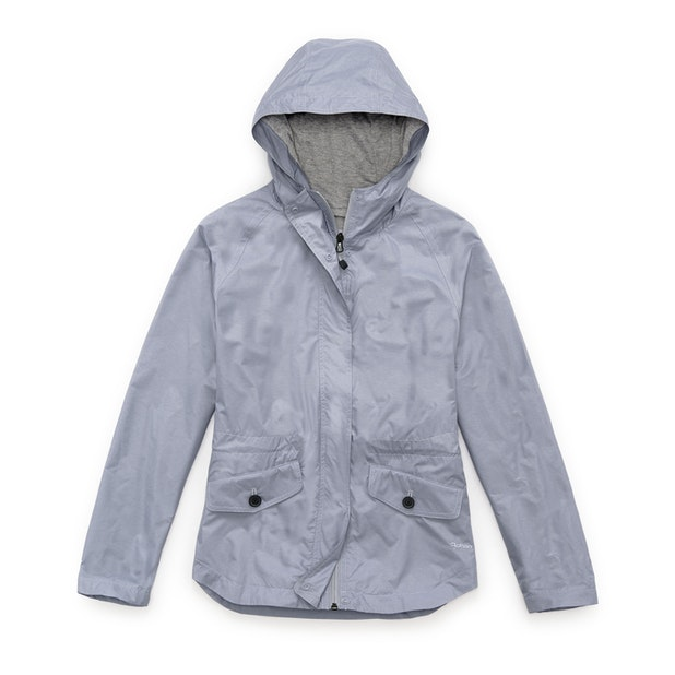 Meridian Jacket - Summer Grey