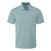 View Stria Polo - Haze Blue Stripe
