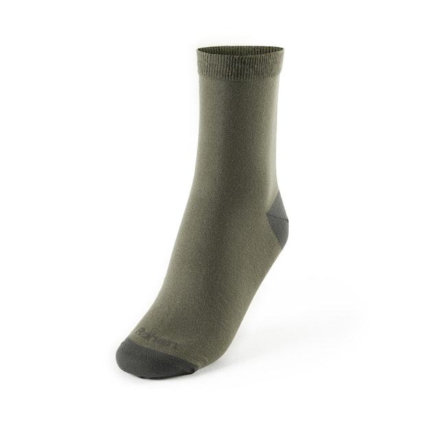 Men's Trail Socks - Trail Green