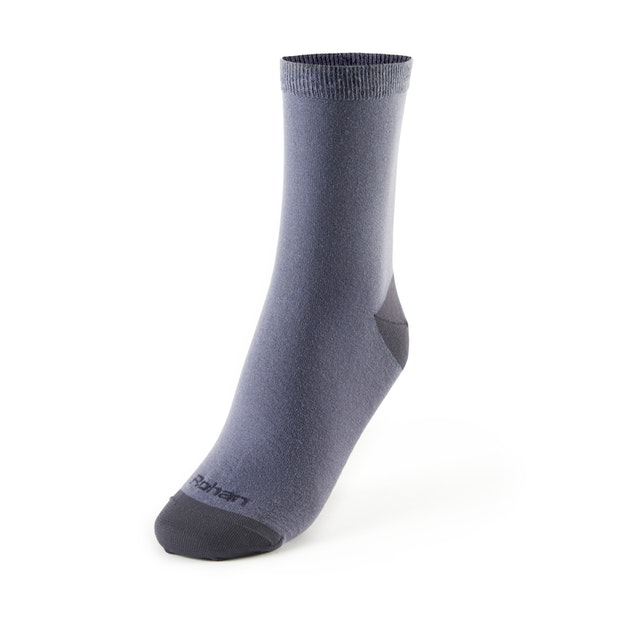 Men's Trail Socks - Insect repellent warm-weather sock.
