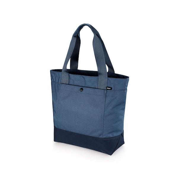 Travel Tote Bag 18 - Woad Blue/Moonlight Blue