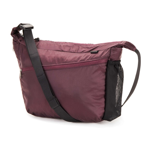 Stowaway Daybag 8 - Ultralight 8L shoulder bag.