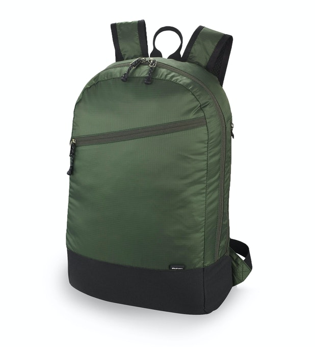 Stowaway Daypack 18 - Ultralight 18L packable rucksack.