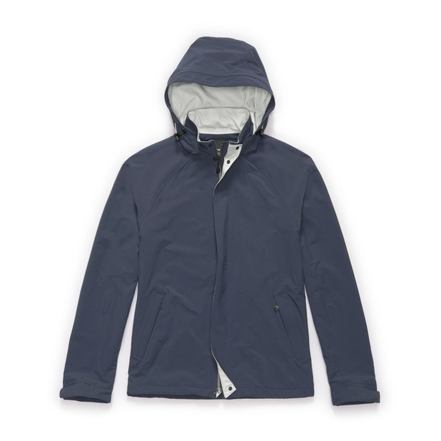 Dry Delta Jacket - Pitch Blue