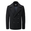 View Cold Harbour Coat - Black