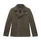 Viewing Cold Harbour Coat - Moorland Marl
