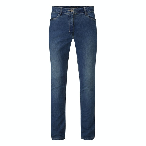 Jeans Straight Leg - Perfectly normal jeans, just much cleverer.