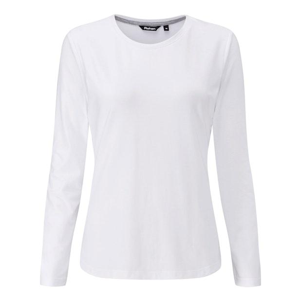 Essence T - Technical, cotton-feel crew neck T.