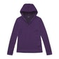 Viewing Merino Union 150 Hooded Top Long Sleeve - Iris Marl