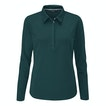Viewing Stria Polo - High-wicking, long-sleeved alternative to a classic polo.