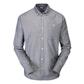 View Bridgeport Shirt Long Sleeve - Ink Oxford