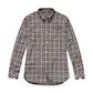 Viewing Bridgeport Shirt Long Sleeve - Ink Ochre Check