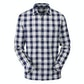 Viewing Crosscheck Shirt - Warm, technical travel shirt.