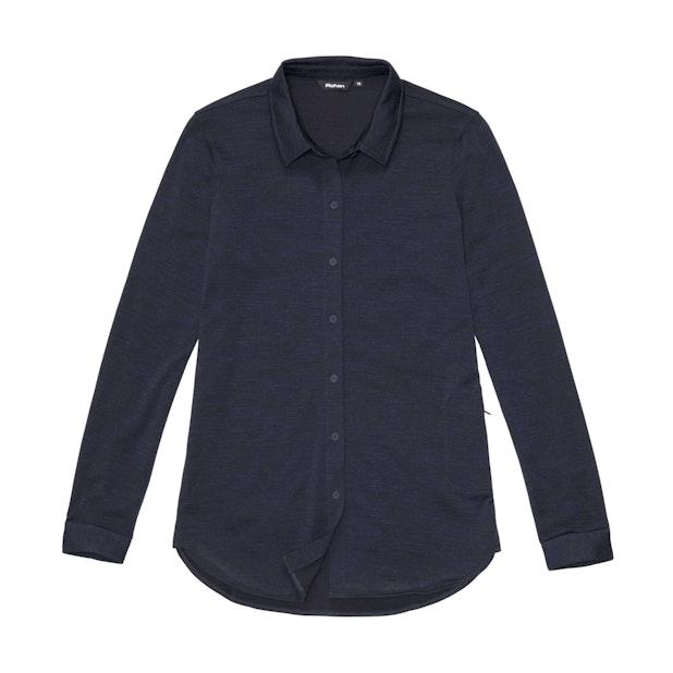 Merino Union 150 Shirt - Versatile, merino-blend travel shirt.