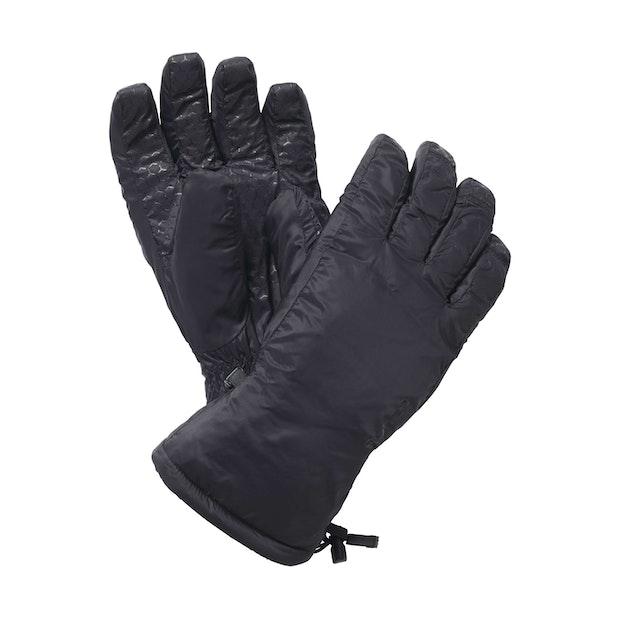 Icepack Gloves - Wadded, fleece-lined winter gloves.
