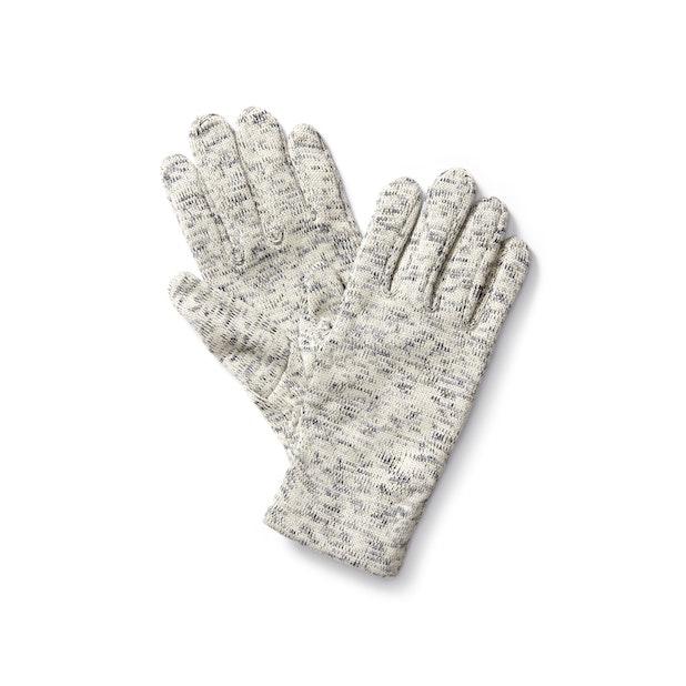 Quayside Gloves - Functional, warm fleece gloves.