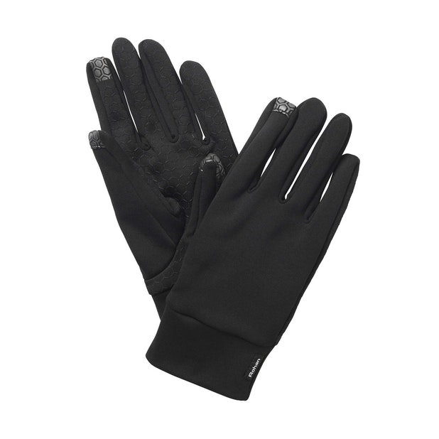 Weather System Gloves: Control - Lightweight gloves with touch screen compatibility.