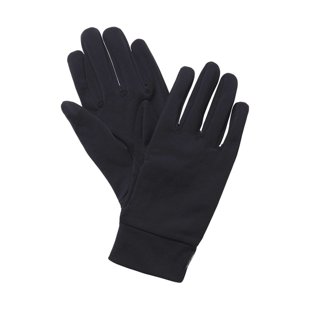 Weather System Gloves: Inner - Close-fitting, high-stretch liner gloves.
