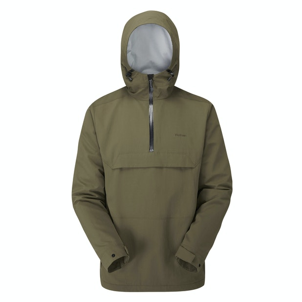 Hideout Jacket - Lightweight, waterproof, pull-over style jacket.