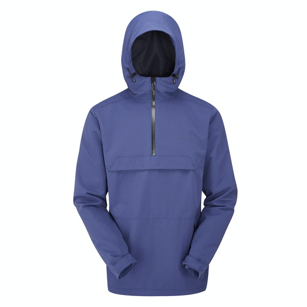 Hideout Jacket - Lightweight, waterproof, pull-over style jacket.