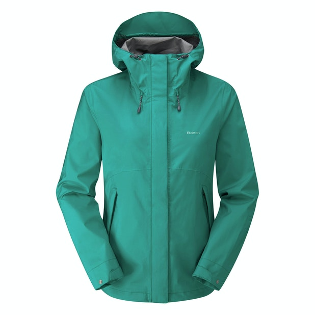 Vapour Trail Jacket - Lightweight, packable waterproof jacket.