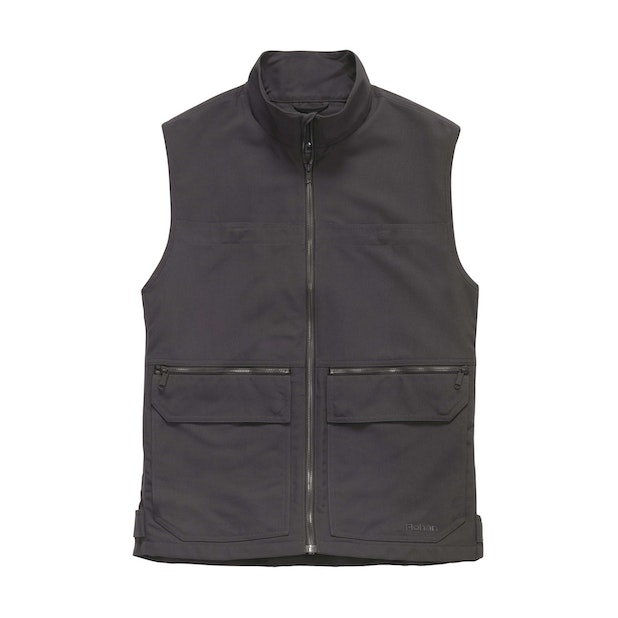Freight Vest - Charcoal