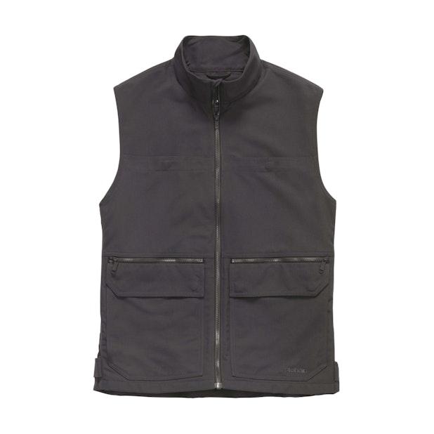 Freight Vest - Durable, multi-pocket canvas vest.