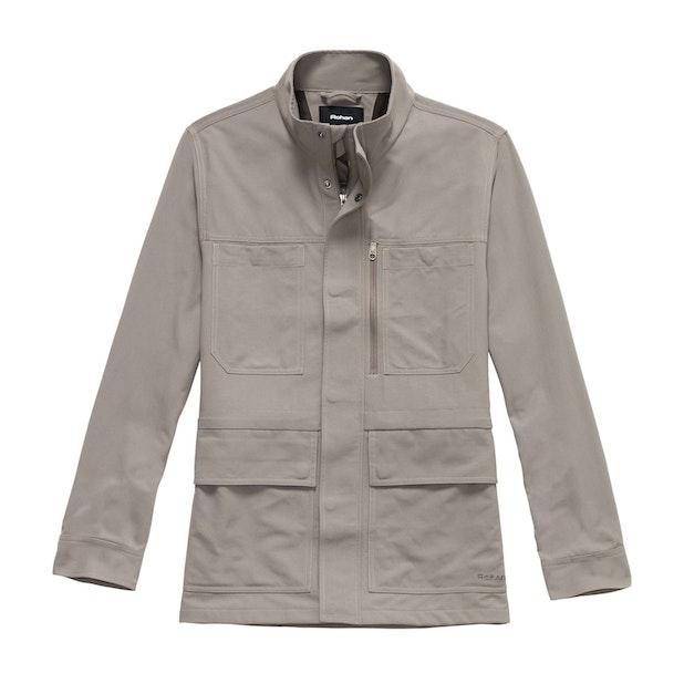 Freight Jacket - Practical, 10-pocket canvas jacket.