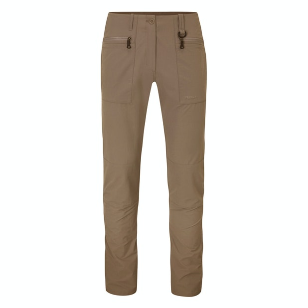 Stretch Bags - Technical, stretch trousers for year-round trekking.