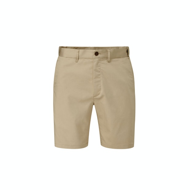Tour Shorts - Traditional chino shorts in a technical fabric.
