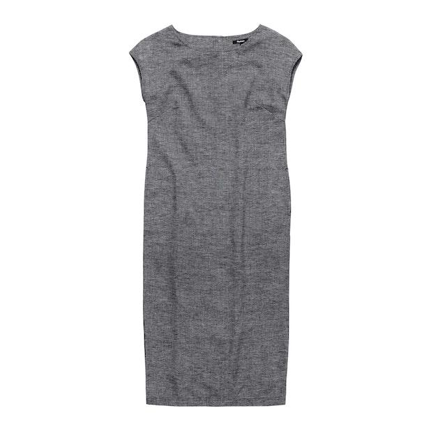 Malay Maxi Dress - Relaxed, maxi length linen-blend dress.