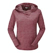 View Trail Hooded Top - Horizon Red Marl