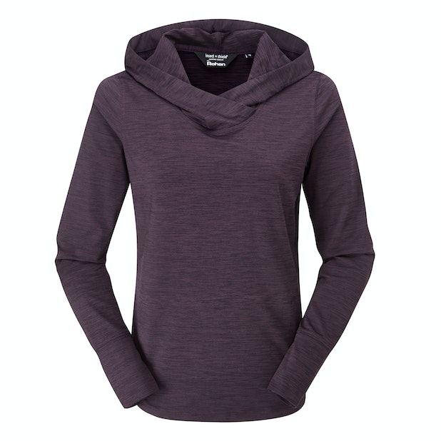 Trail Hooded Top - Lightweight hooded top with insect protection.