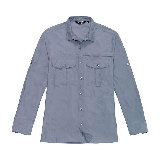 Expedition Shirt - Stonewash Blue