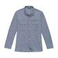 View Expedition Shirt - Stonewash Blue