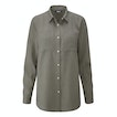 Viewing Malay Shirt - Relaxed fit linen-blend shirt.