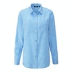 View Malay Shirt - Spring Blue Marl