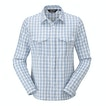 View Sanctuary Shirt  - Dusky Blue Check